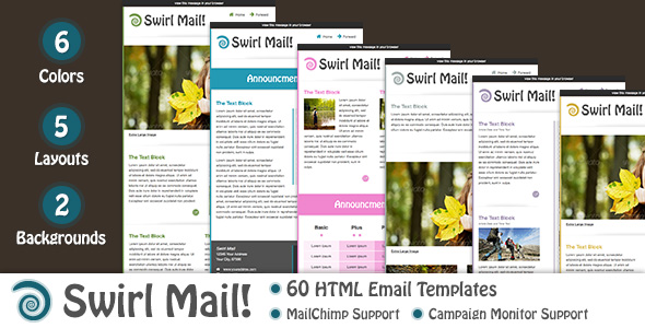 Air Mail News - Newsletter Email Template